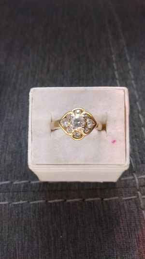 Vintage ring with writing in the inside for Sale in Owatonna, MN