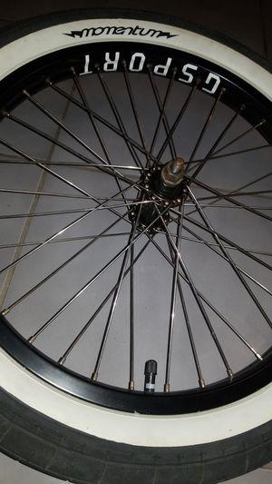 Gsport BMX rim 20' for Sale in Lynwood, CA