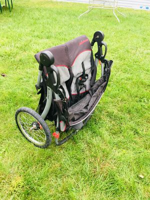 Baby Trend Double Jogger Stroller for Sale in Riverside, IL