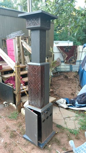 Stand up patio heater for Sale in Easley, SC