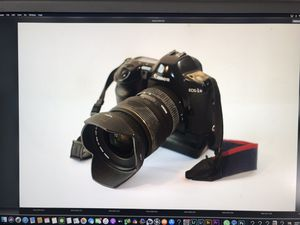 Canon EOS 1N film camera body only for Sale in Tampa, FL