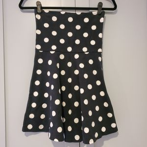 Black & White Polka Dot Dress, size S, Wet Seal for Sale in Los Angeles, CA