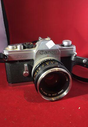 Canon TLb camera vintage for Sale in Atlanta, GA