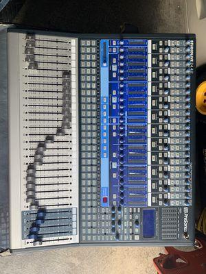 Studio live 24.4.2 digital mixer studio recorder for Sale in Pittsburgh, PA