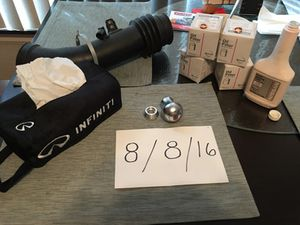 Infiniti and Audio Parts for Sale in Westchester, IL