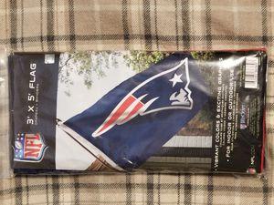 New England Patriots flag $28ea. for Sale in Glendora, CA