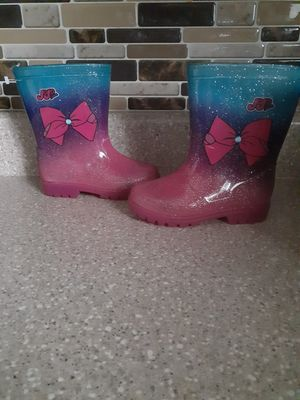 Jojo Siwa Rainboots for Sale in Winston-Salem, NC