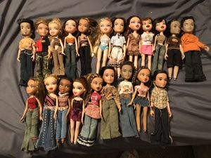 Bratz dolls for Sale in Fort Lauderdale, FL