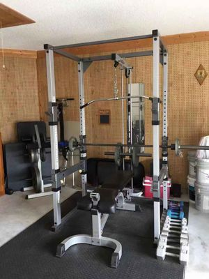 Gym exercise equipment for Sale in Leesburg, FL