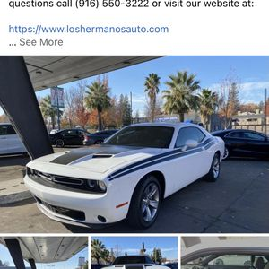2015 Dodge Challenger - OAC for Sale in Sacramento, CA