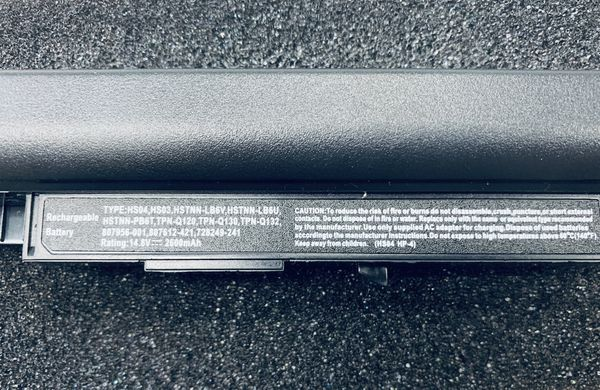 Laptop/Notebook Battery for HP