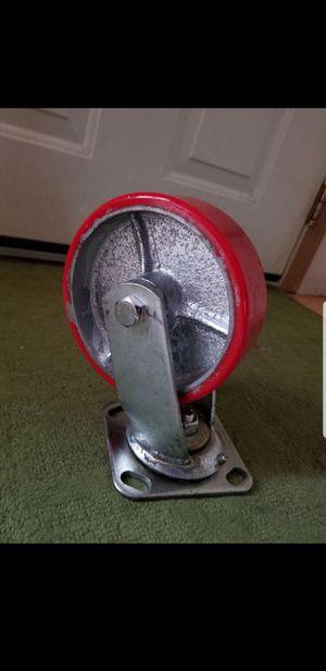 """6"""" swivel wheels set of 4 last set left for Sale in Brooklyn Park, MD"""
