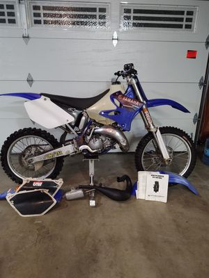 2002 Yamaha YZ 125 for Sale in Alta Loma, CA