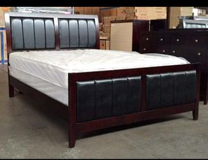 BRAND NEW KING SIZE BED AND MATTRESS (FREE DELIVERY) for Sale in Lewisville, TX