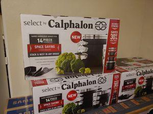 Calphalon 14 piece for Sale in Dallas, TX