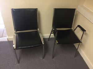 Office / waiting area chairs $10 each for Sale in Prospect, CT