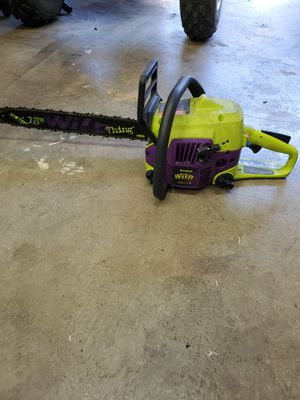 Poulan 40cc chainsaw for Sale in McMinnville, OR