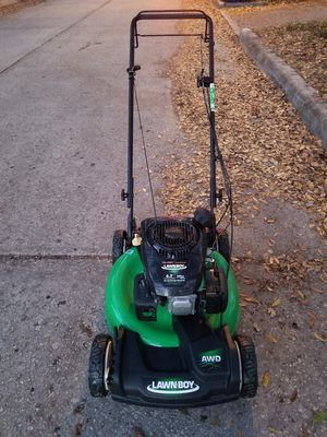 Self Propelled All Wheel Drive Lawn Mower LBSN for Sale in Tampa, FL