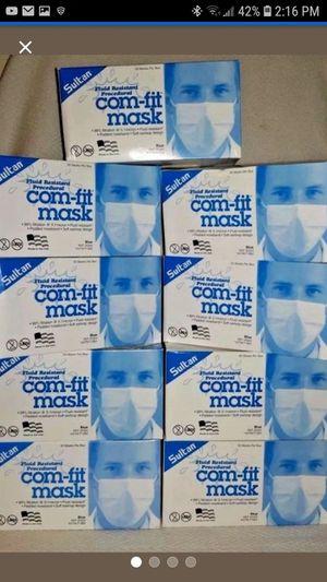 450 Sultan Com fit Mask fluid Resistant for Sale in Atlanta, GA