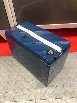 12v 100ah LifePo4 battery for Sale in Boca Raton, FL