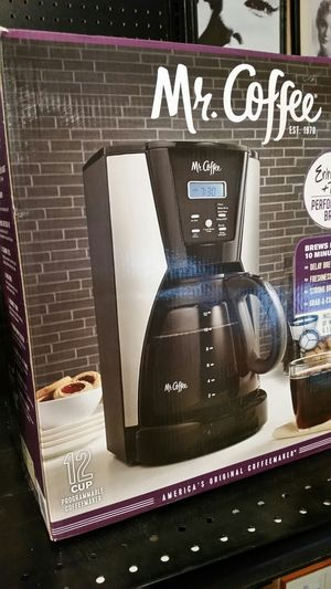 Mr Coffee maker for Sale in Modesto, CA