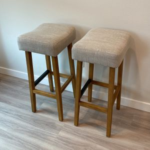 Counter Bar Stools (set of 2) for Sale in Bothell, WA