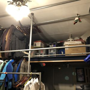 Garment Rack 3 Tier for Sale in North Bellmore, NY