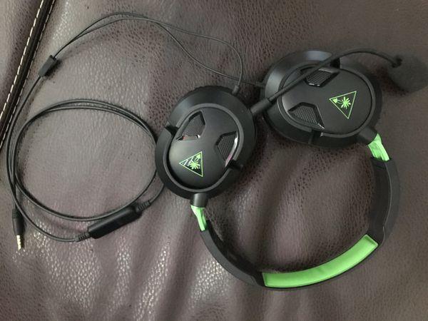 Turtle Beach Gaming Headset w/mic