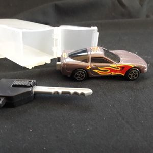 Burger King 2000 Souvenir Chevy Corvette with launch key and holster for Sale in Pico Rivera, CA
