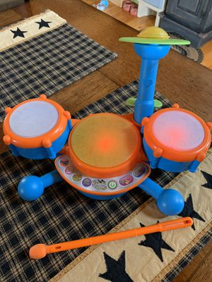 Drums for toddler for Sale in Cadiz, OH