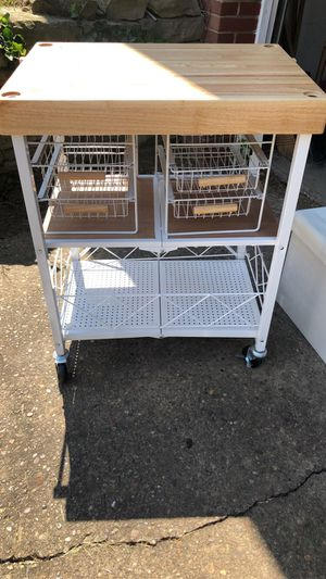 Kitchen cart for Sale in Pleasant Hills, PA