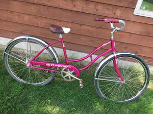 "26"" vista cruiser bike for Sale in New Lenox, IL"