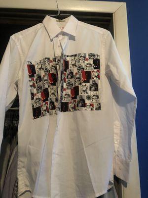 Medium white dress shirt.. 👔 for Sale in Willingboro, NJ