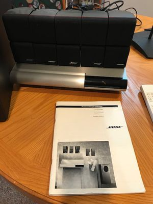 Bose lifestyle 25 System for Sale in Wilmington, MA