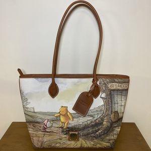 Dooney & Bourke Classic Winnie the Pooh Tote for Sale in Murrieta, CA