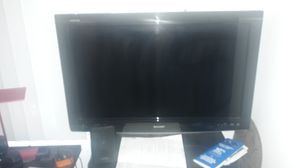 32 INCH TV BY SHARP for Sale in San Diego, CA
