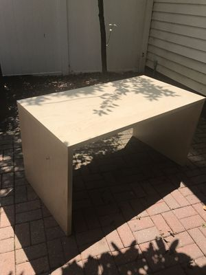 """Study desk 55"""" x 30"""" for Sale in New Albany, OH"""