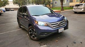 2013 HONDA CRV LX AWD, LOW MILES, RUNS EXCELLENT, Family SUV, Gas Saver for Sale in Sacramento, CA