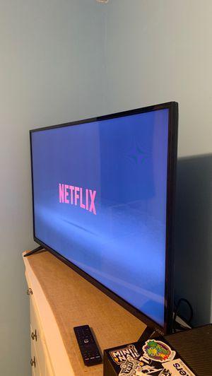 """Vizio 50"""" smart tv for Sale in Benson, NC"""