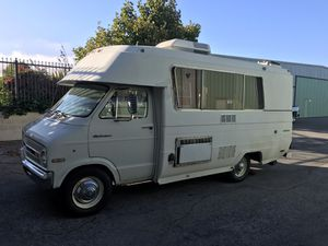 1971 dodge balboa rv b300 - classic, in great shape don't see them often for Sale in Torrance, CA