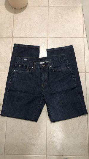 Patagonia Organic Cotton Denim Jeans for Sale in Oakland, CA