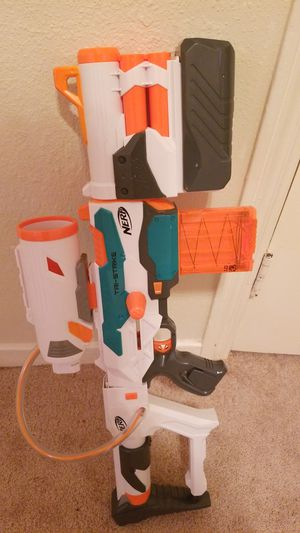 Nerf gun just needs bullets for Sale in Houston, TX