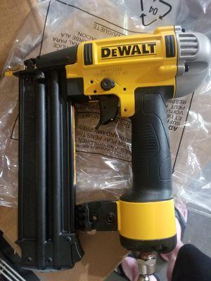 Nail gun dewault new for Sale in Mableton, GA