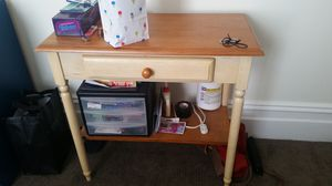 Small wooden desk/table for Sale in San Francisco, CA