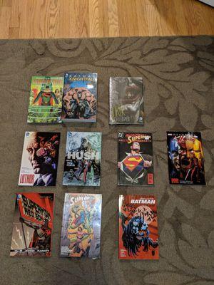 DC comics graphic novel/comics lot for Sale in Chicago, IL