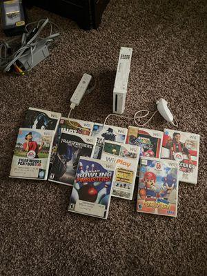 Nintendo Wii for Sale in San Jacinto, CA