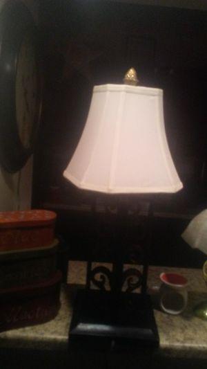 Rod iron lamp for Sale in Lexington, KY