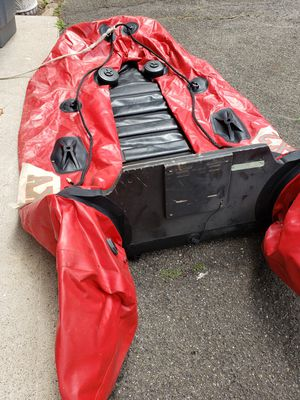 BOMBARD AX2 INFLATABLE BOAT for Sale in New City, NY