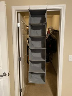 Hanging closet organizer for Sale in North Las Vegas,  NV