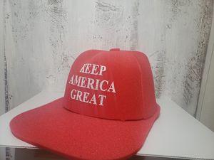 Giant cap Donald Trump Make America Great Again Foam for Sale in Conroe, TX